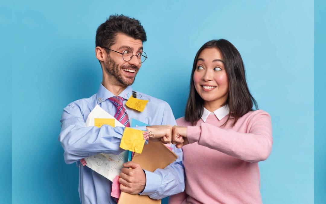 Création d'entreprise: comment trouver ses associés?